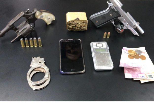 Homem de 20 anos é preso suspeito de matar a namorada de 15 anos em Pilar, AL