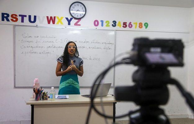 Professores da rede municipal terão férias coletivas em novembro