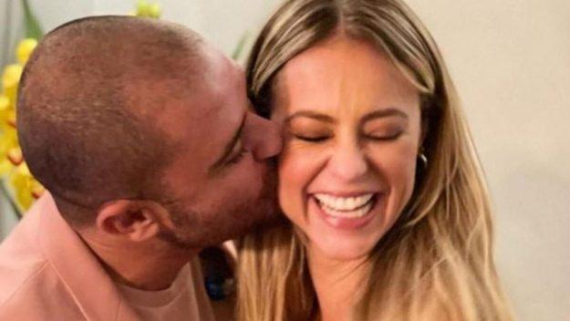 Paolla Oliveira e Diogo Nogueira colecionam elogios após assumirem namoro