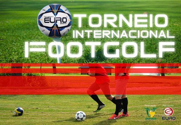 Com ídolos do futebol, primeiro Torneio Internacional de Footgolf será no Guarujá